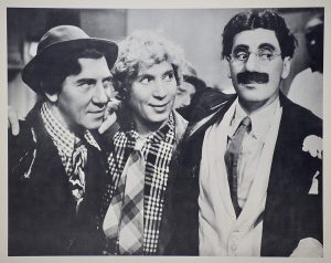 Chico, Harpo, Groucho