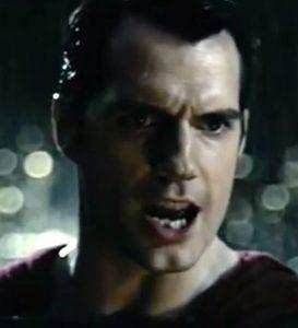 Henry Cavill as Superman in Batman V Superman : Dawn of Justice