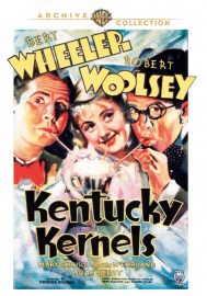 Kentucky Kernels (1934) starring Bert Wheeler, Robert Woolsey, Mary Carlisle, Spanky McFarland