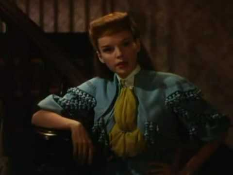 Song lyrics to Over the Bannister (1944) Written by Hugh Martin and Ralph Blane, Sung by Judy Garland in Meet Me in St. Louis