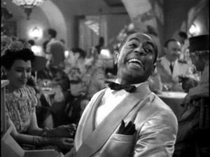 Song lyrics to Knock on Wood (1942) music by M.K. Jerome, lyrics by Jack Scholl, performed by Dooley Wilson in Casablanca