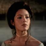 Maria (Barbera Carrera) in The Island of Dr Moreau
