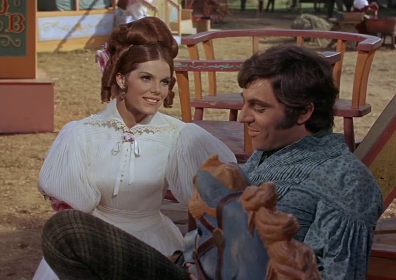 Song lyrics to Beautiful Things, Written by Leslie Bricusse, Performed by Anthony Newley and Samantha Eggar with vocal by Diana Lee