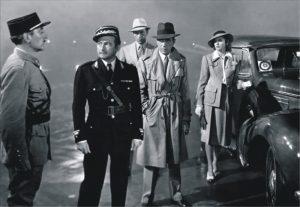 The conclusion of Casablanca - Major Strasser, Captain Renault, Rick Blaine, Ilsa Lund, Victor Laszlo - who escapes and who lives?
