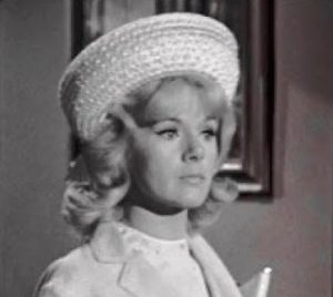 Connie Stevens in Two on a Guillotine