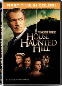 The House on Haunted Hill (1958) starring Vincent Price, Carol Ohmart, Richard Long, Alan Marshal, Carolyn Craig, Elisha Cook Jr., Julie Mitchum, Leona Anderson, Howard Hoffman
