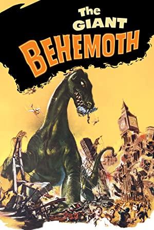 The Giant Behemoth (1959) starring Gene Evans, Andre Morrell