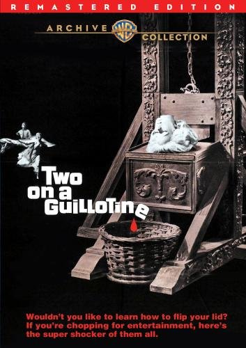 Two on a Guillotine (1965) starring Connie Stevens, Dean Jones, Cesar Romero