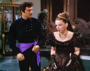 Gene Kelly and Judy Garland in The Pirate