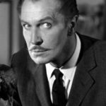 Vincent Price as the millionaire host of the House on Haunted Hill