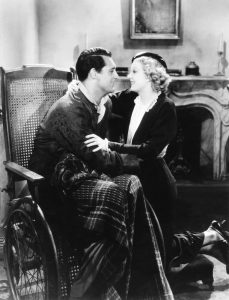 Cary Grant and Jean Harlow in Suzy