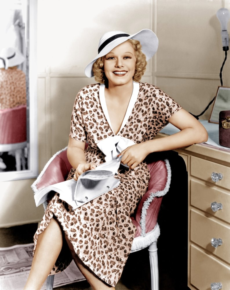 Jean Harlow as Suzy