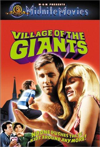 Village of the Giants (1965) starring Tommy Kirk, Beau Bridges, Ron Howard, by Bert I. Gordon
