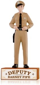 Deputy Barney Fife Hallmark Ornament