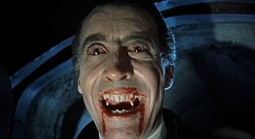 Count Dracula's rather upset by his disobedient bride