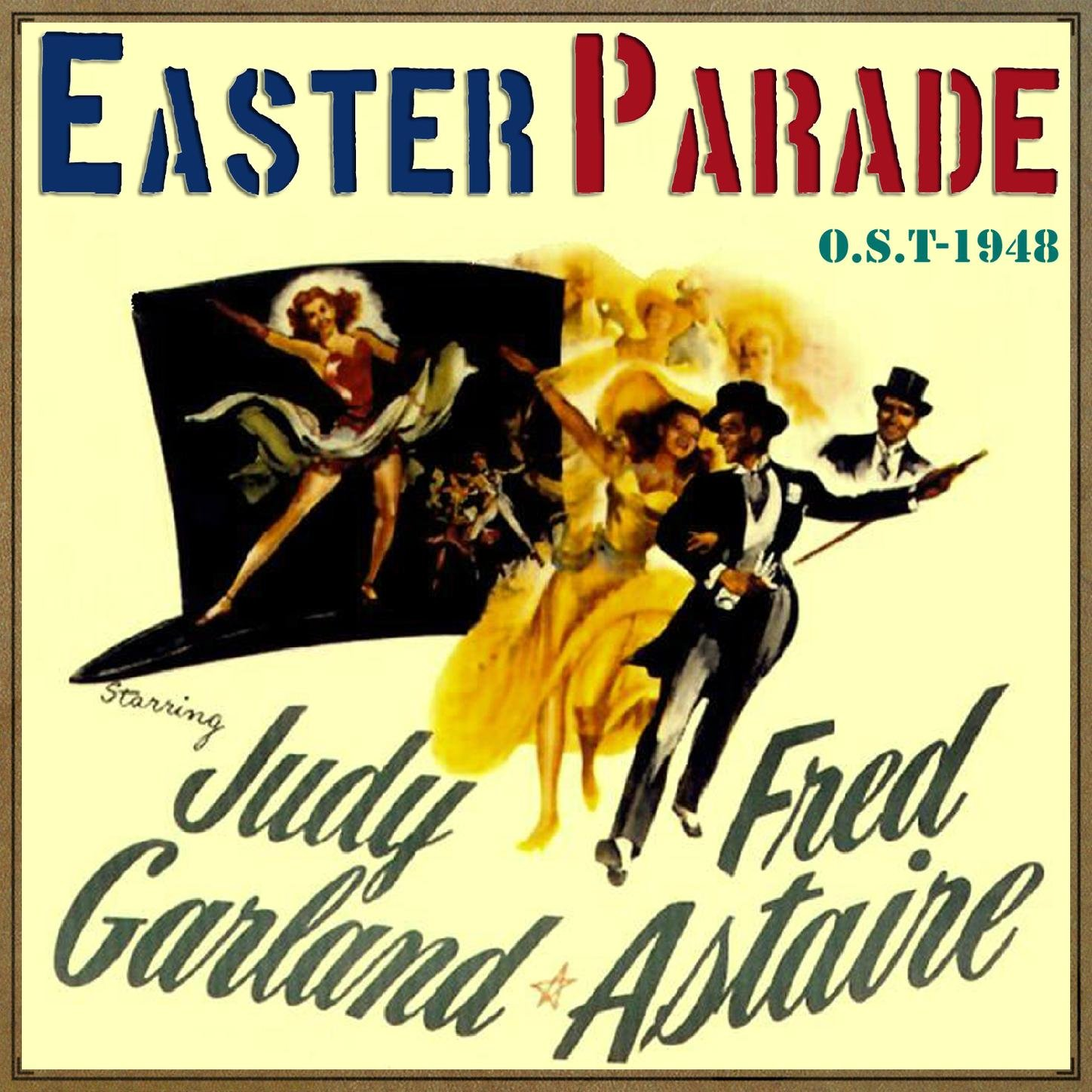 Song lyrics to Easter Parade (1933). Music and Lyrics by Irving Berlin. Sung by Bing Crosby on Easter Sunday in Holiday Inn, by Judy Garland and Fred Astaire in Easter Parade