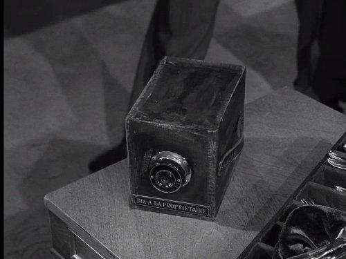 A Most Unusual Camera