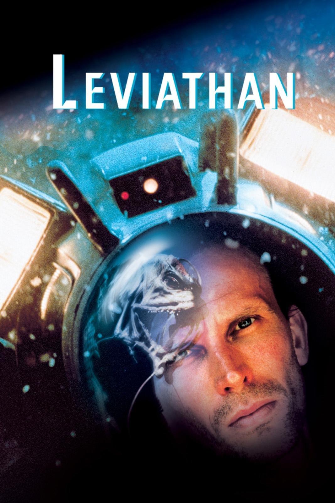 Leviathan (1989) starring Peter Weller, Ernie Hudson, Hector Elizondo, Richard Crenna