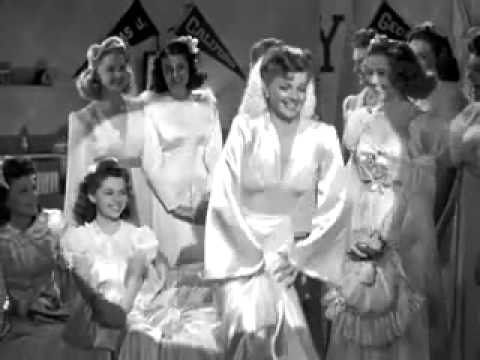 Song lyrics to Love Isn't Born It's Made (1943). Music by Arthur Schwartz, Lyrics by Frank Loesser. Performed by Ann Sheridan and chorus girls in Thank Your Lucky Stars