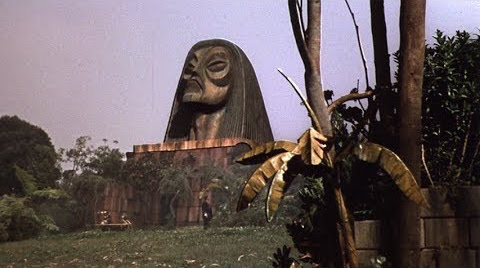 The Morlock Sphinx -- where Weena … and the Time Machine … have been taken