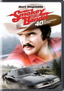 Smokey and the Bandit stars Burt Reynolds and Jackie Gleason in an outrageous comedy