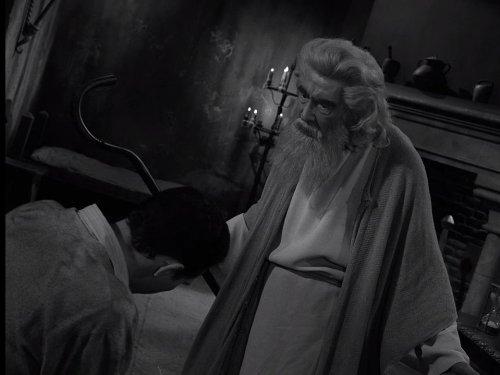 The Howling Man - The Twilight Zone season 2