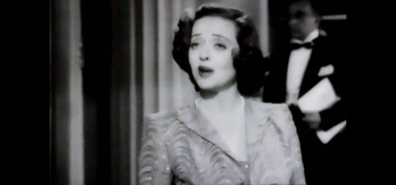 Song lyrics to They're Either Too Young or Too Old (1943). Music by Arthur Schwartz, Lyrics by Frank Loesser. Performed by Bette Davis in Thank Your Lucky Stars