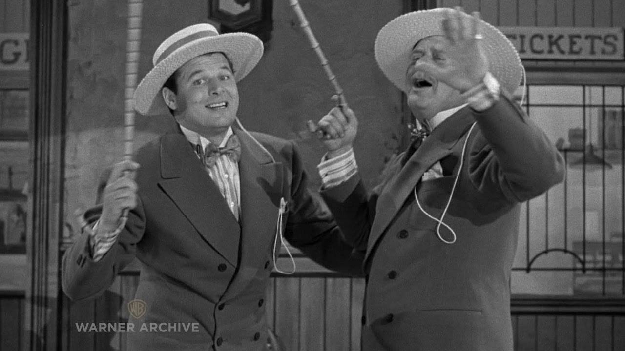 Song lyrics to I'm Goin' North (1943). Music by Arthur Schwartz, Lyrics by Frank Loesser. Performed by Jack Carson and Alan Hale in Thank Your Lucky Stars