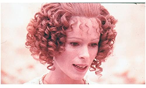 Geraldine Chaplin as Queen Anne