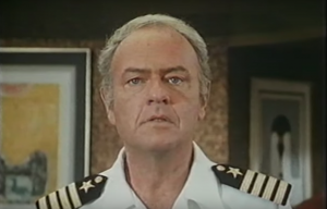 Harvey Korman  as the funny, scene-stealing Captain Blythe
