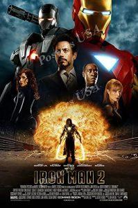 Iron Man 2 (2010) starring Robert Downey Jr., Mickey Rourke, Don Cheadle, Gwyneth Paltrow, Sam Rockwell, Scarlett Johansson