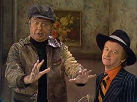 Harvey Korman and John Byner on The Carol Burnett Show