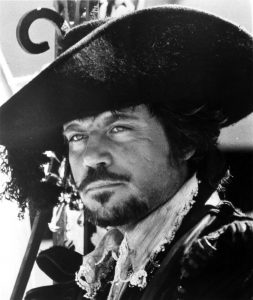 Oliver Reed as Athos