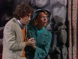 Paul Sand and Carol Burnett on The Carol Burnett Show