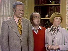 Harvey Korman, Tim Conway, Carol Burnett on The Carol Burnett Show