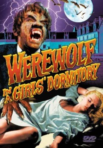 Werewolf in a Girl's Dormitory (1961) starring Barbara Lass