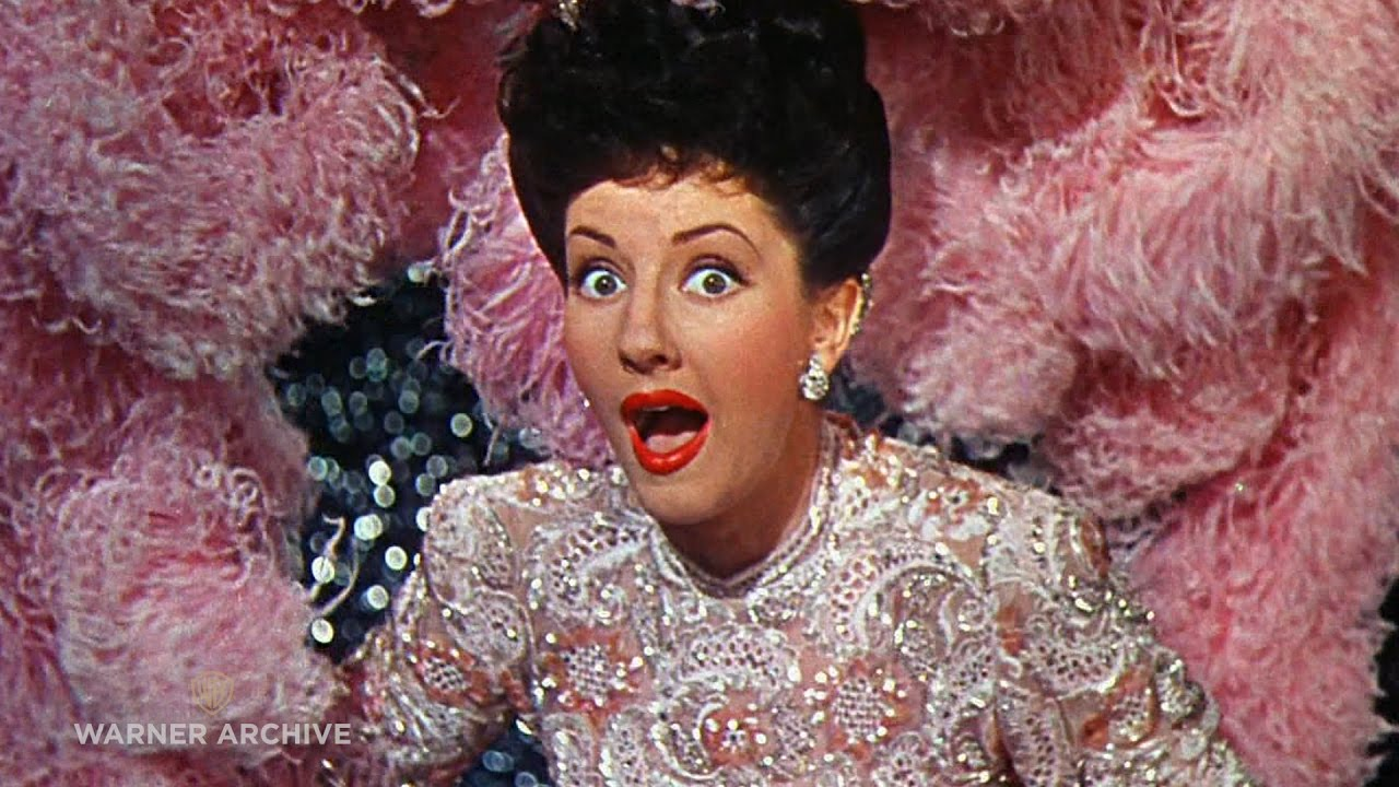 Bring on the Wonderful Men is a parody of Heree's to the Girls in Ziegfeld Follies. It's a very funny song by Virginia O'Brien, in her trademark stone faced style.