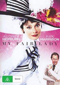 My Fair Lady (1964) starring Audrey Hepburn, Rex Harrison, Wilfrid Hyde-White, Jeremy Brett