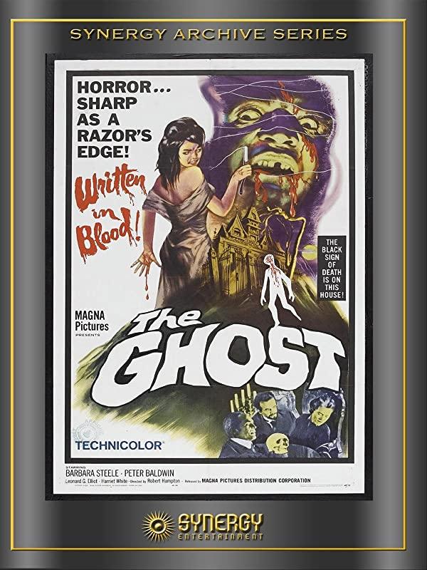 The Ghost (1963) starring Barbara Steele, Peter Baldwin