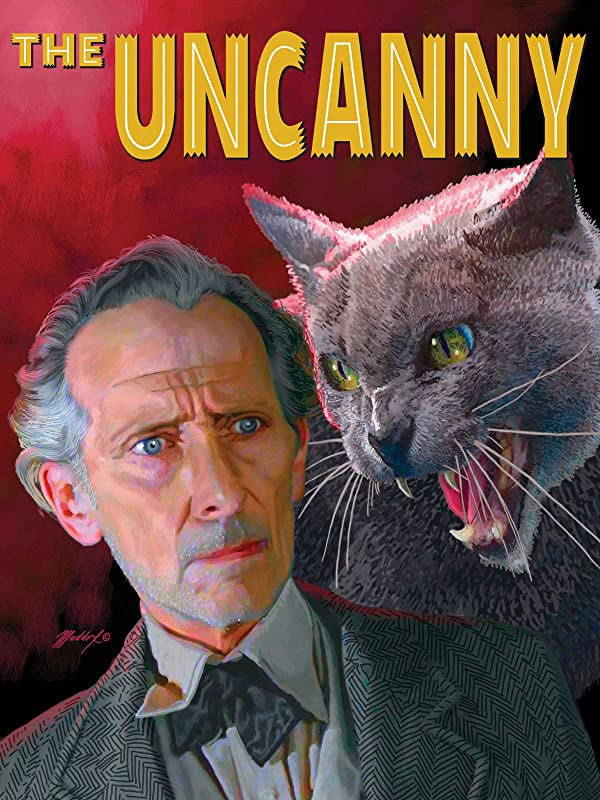 The Uncanny (1977) starring Peter Cushing, Ray Milland, Donald Pleasance, Samatha Eggar