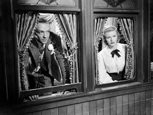 Photo from The Story of Vernon and Irene Castle, starring Fred Astaire & Ginger Rogers