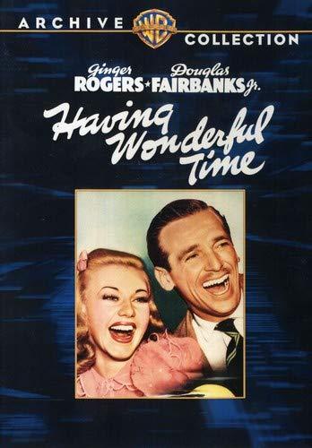 Having Wonderful Time (1938) starring Ginger Rogers, Douglas Fairbanks Jr.