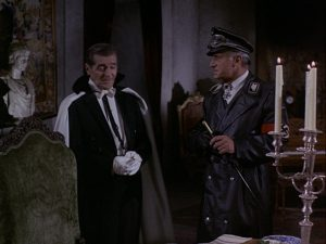 The Devil is not Mocked -- who's more frightening, the Nazi or the … nobleman?  Night Gallery provides an unexpected answer