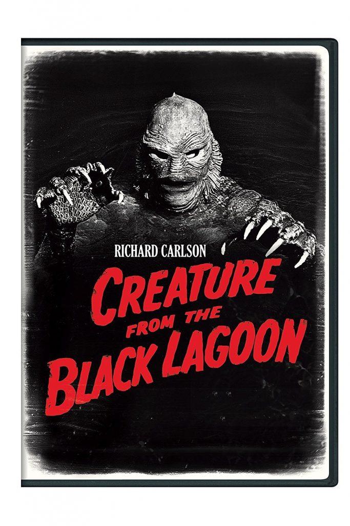 Creature from the Black Lagoon (1954) starring Richard Carlson, Julia Adams