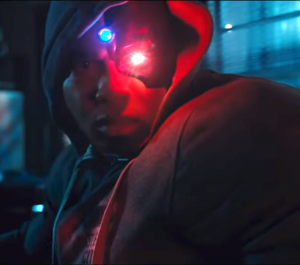 Booyah? Cyborg as one of the founding members of the Justice League