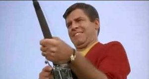 Jerry Lewis goes fishing in Hook, Line, and Sinker