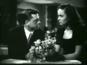 Mickey Rooney and Ann Blyth in Killer McCoy