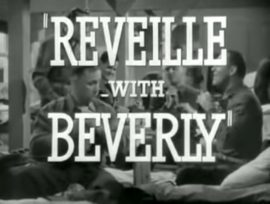 Reveille with Beverly (1943) starring Ann Miller