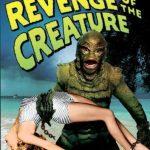Revenge of the Creature (1955) starring John Agar, Joan Bromfield, Lori Nelson