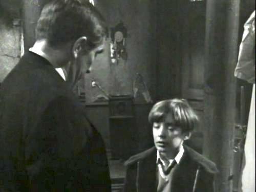 Dark Shadows season 2 - Barnabus Collins talking with David Collins